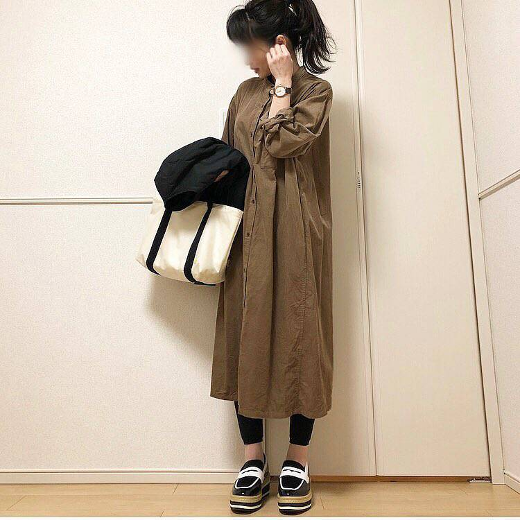 最高気温4度・最低気温1度 takanogunsou0805の服装