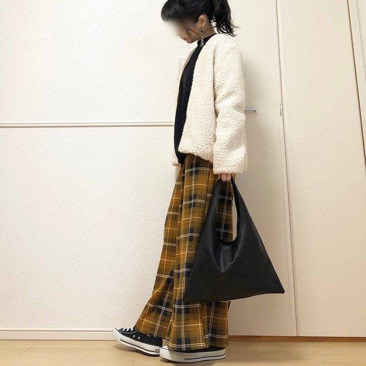 最高気温11度・最低気温0度 takanogunsou0805の服装