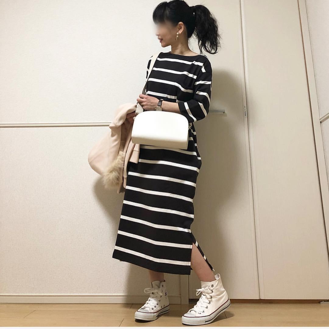 最高気温14度・最低気温5度 takanogunsou0805の服装
