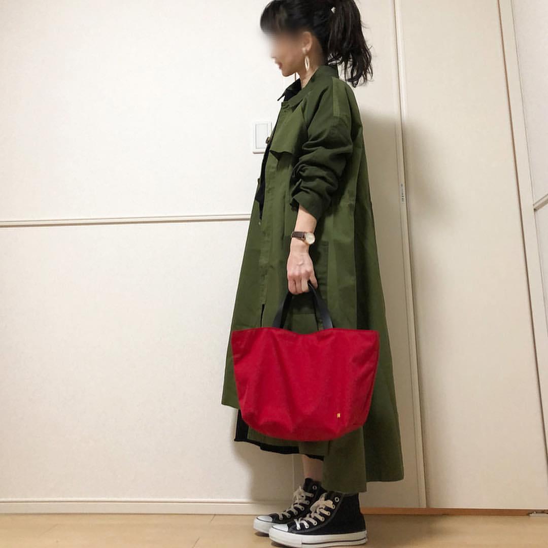 最高気温7度・最低気温5度 takanogunsou0805の服装