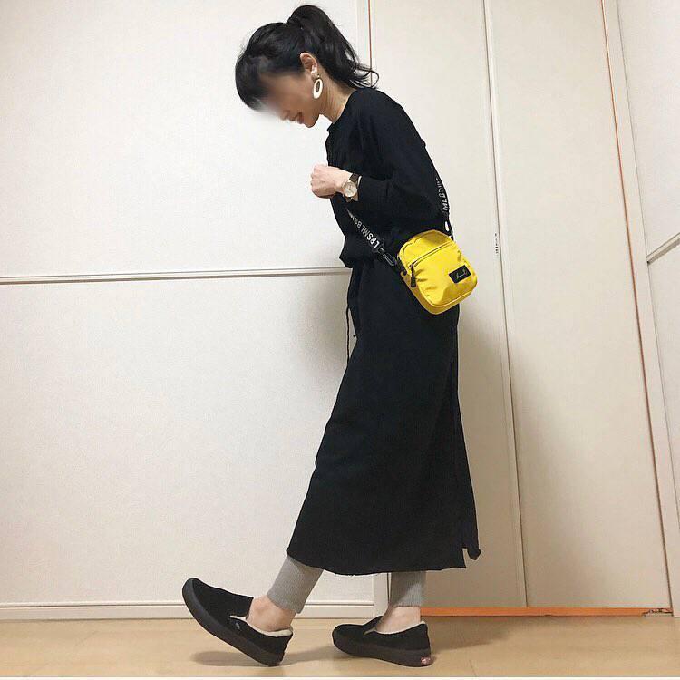 最高気温9度・最低気温5度 takanogunsou0805の服装