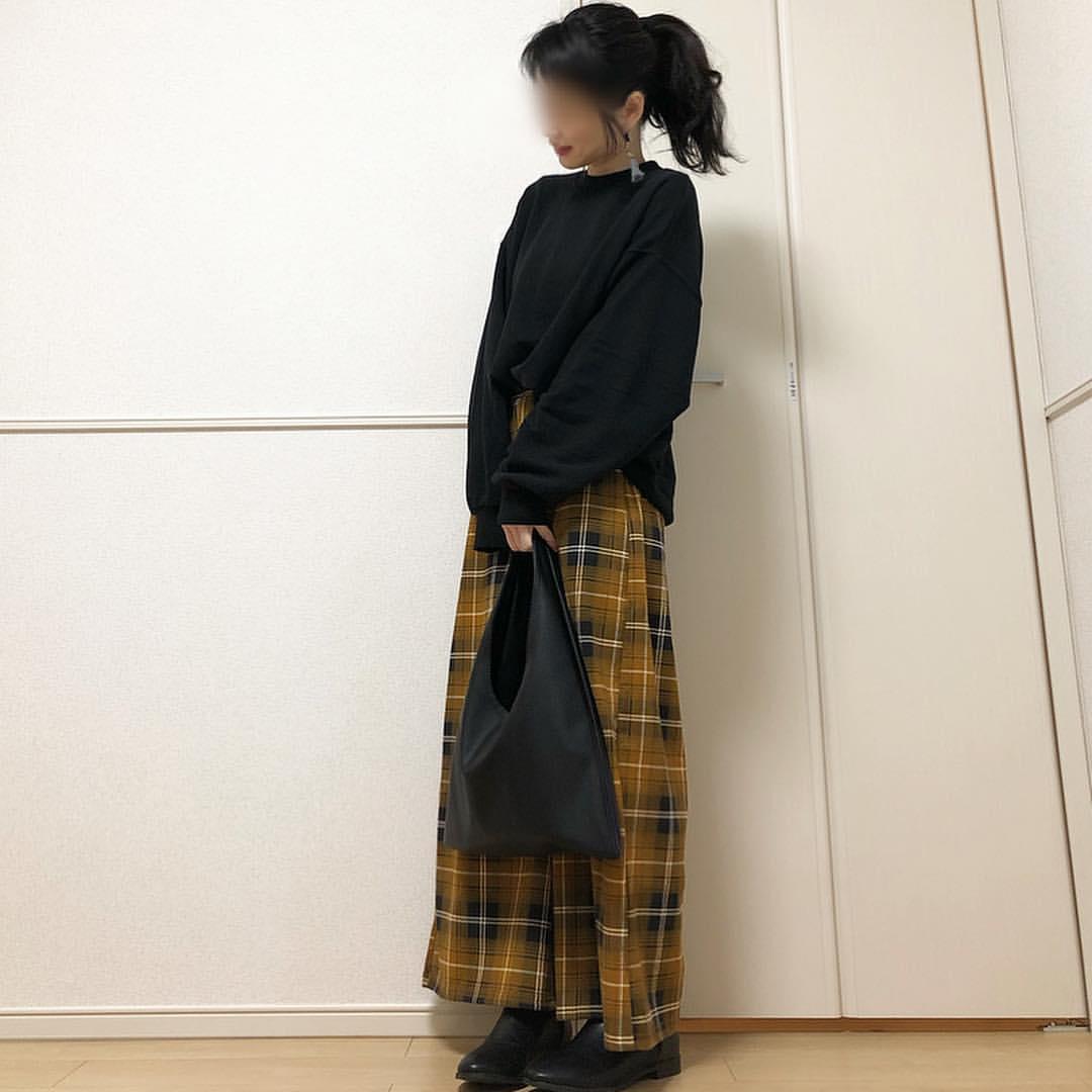 最高気温15度・最低気温4度 takanogunsou0805の服装
