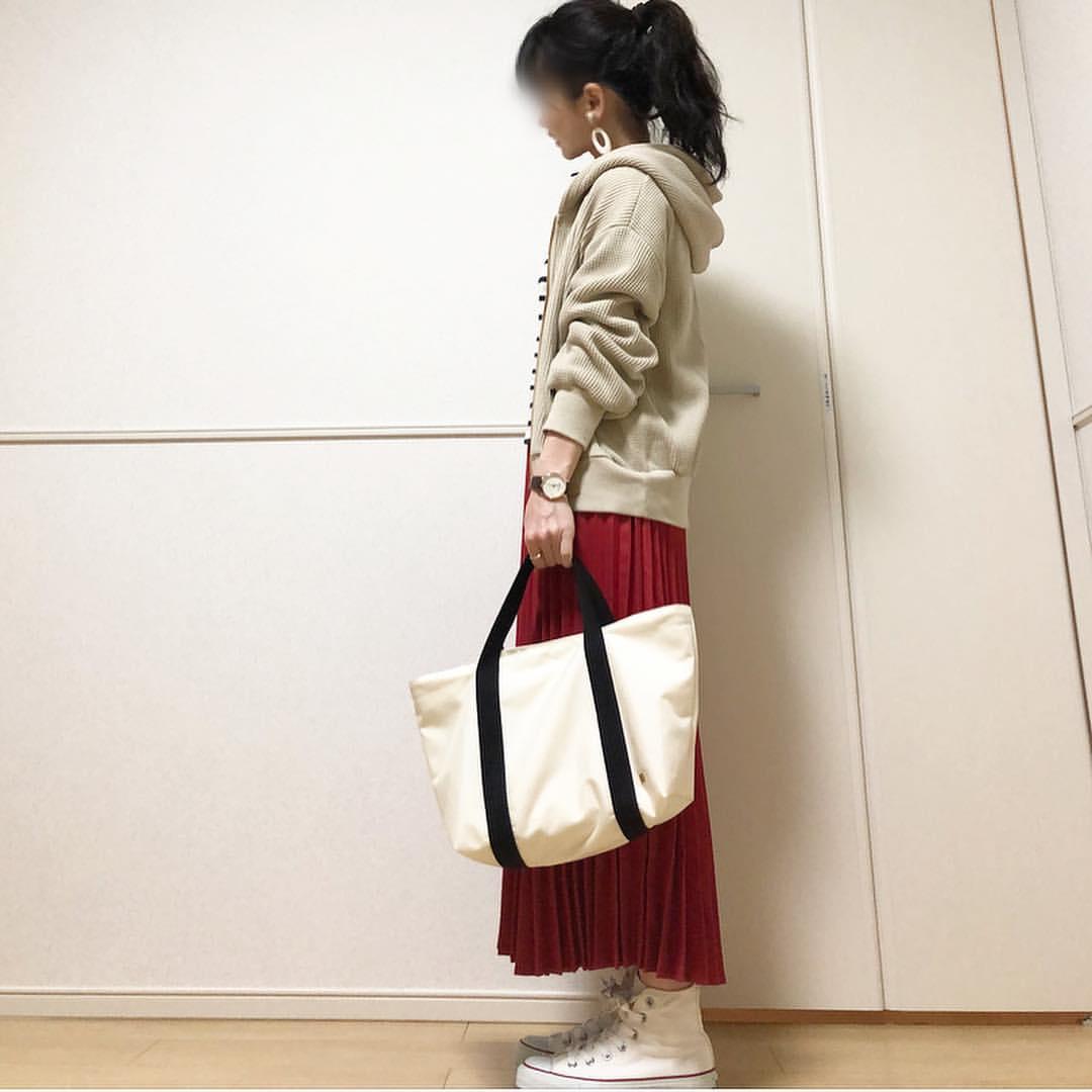 最高気温13度・最低気温6度 takanogunsou0805の服装