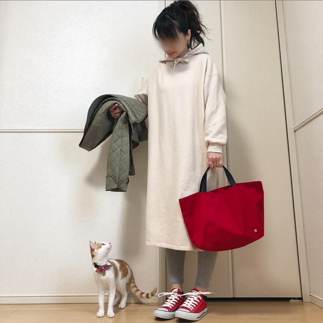 最高気温15度・最低気温3度 takanogunsou0805の服装