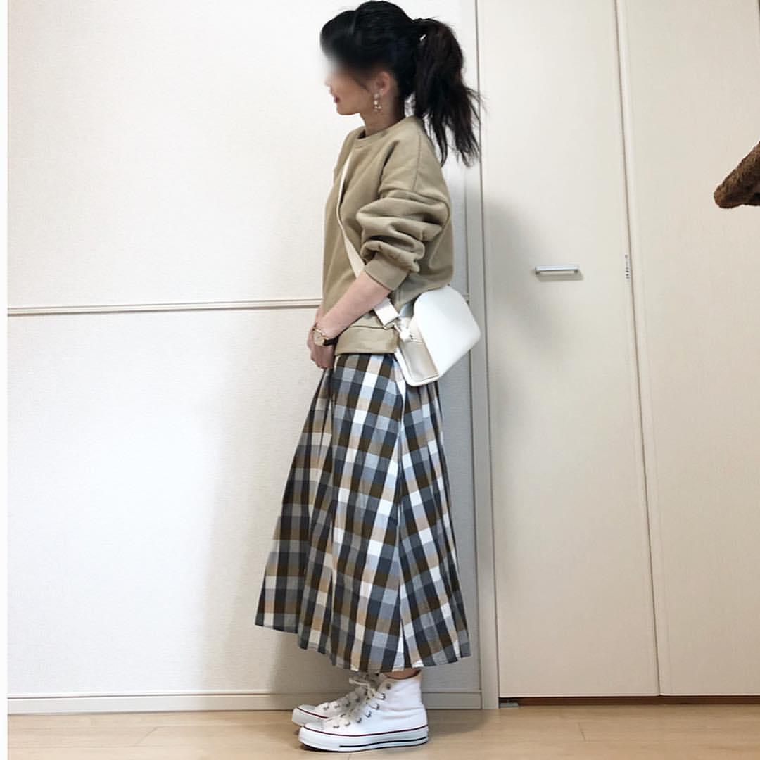最高気温16度・最低気温9度 takanogunsou0805の服装
