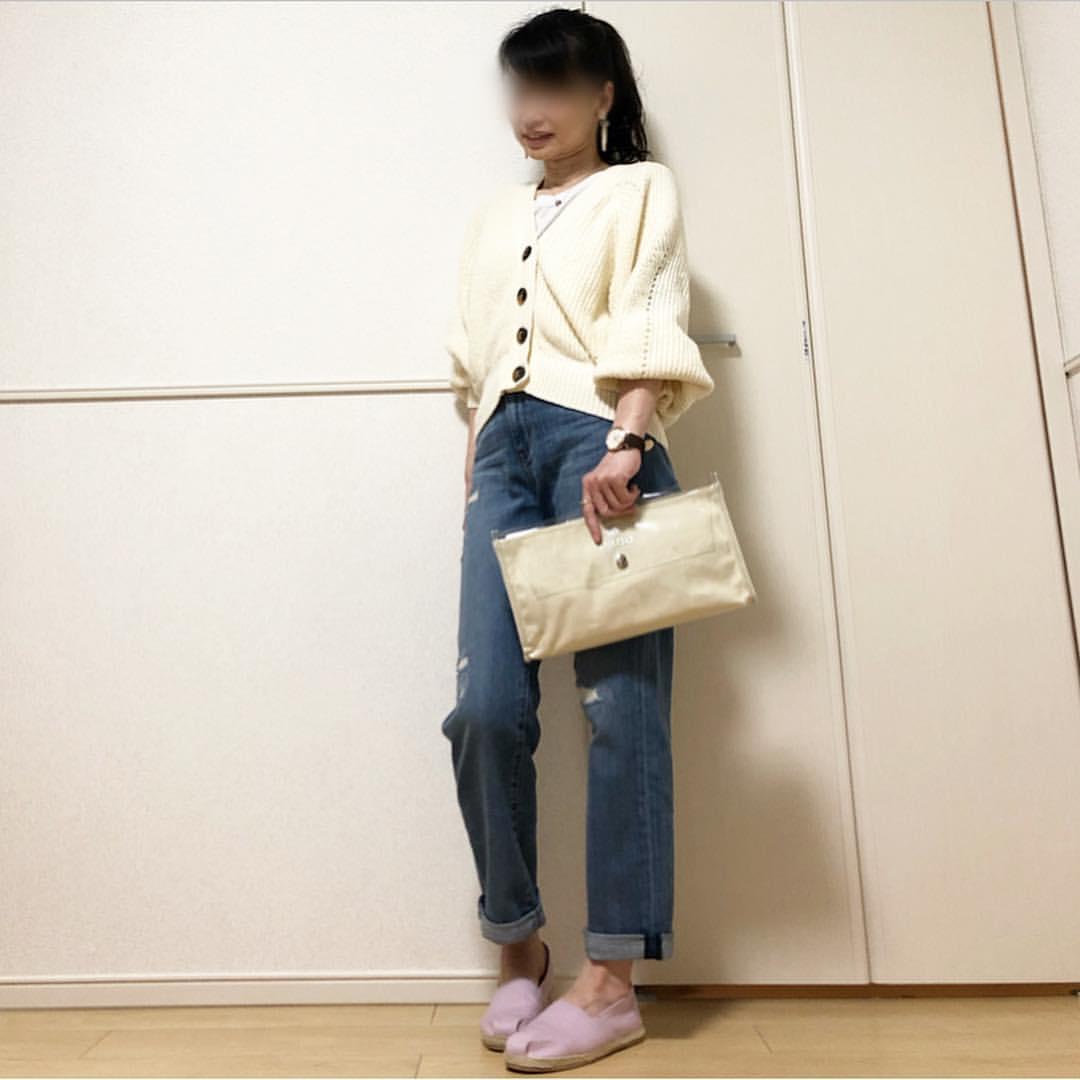最高気温16度・最低気温4度 takanogunsou0805の服装