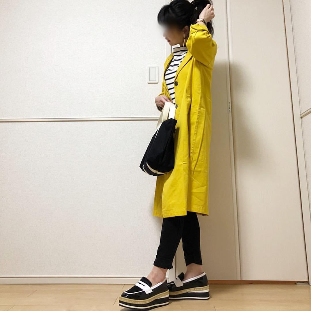 最高気温16度・最低気温3度 takanogunsou0805の服装