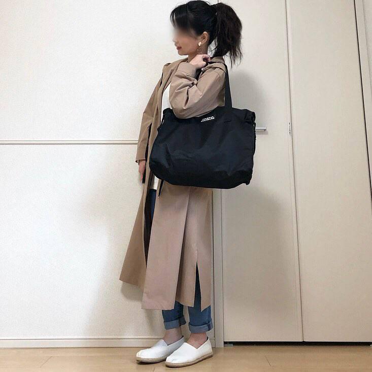 最高気温21度・最低気温11度 takanogunsou0805の服装