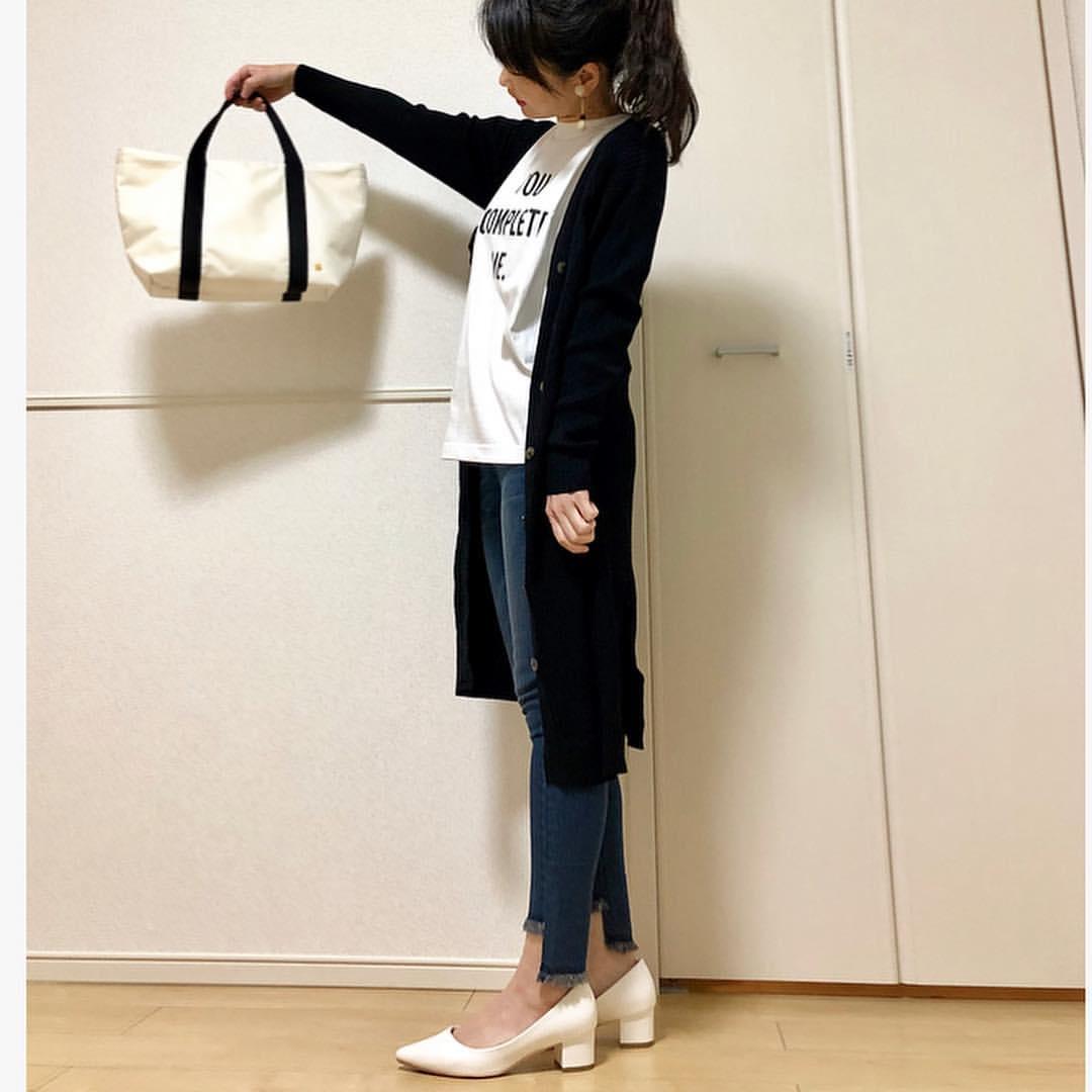 最高気温23度・最低気温13度 takanogunsou0805の服装