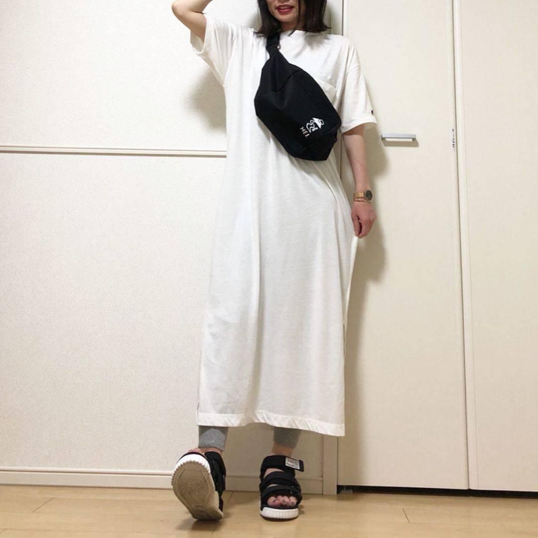 最高気温20度・最低気温10度 takanogunsou0805の服装