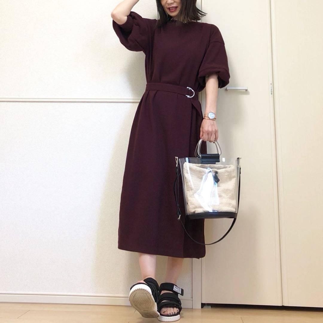 最高気温27度・最低気温13度 takanogunsou0805の服装