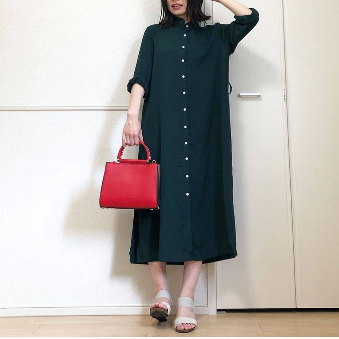 最高気温31度・最低気温16度 takanogunsou0805の服装
