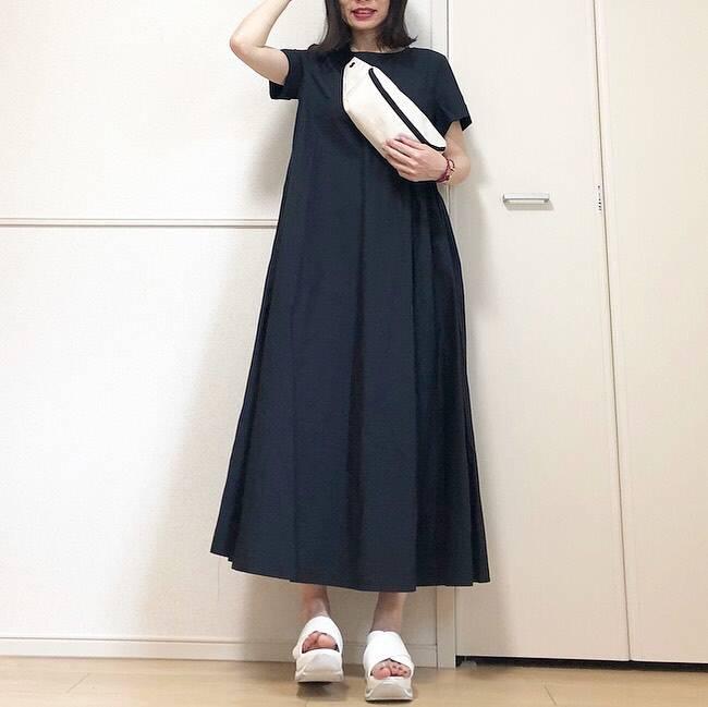 最高気温32度・最低気温18度 takanogunsou0805の服装