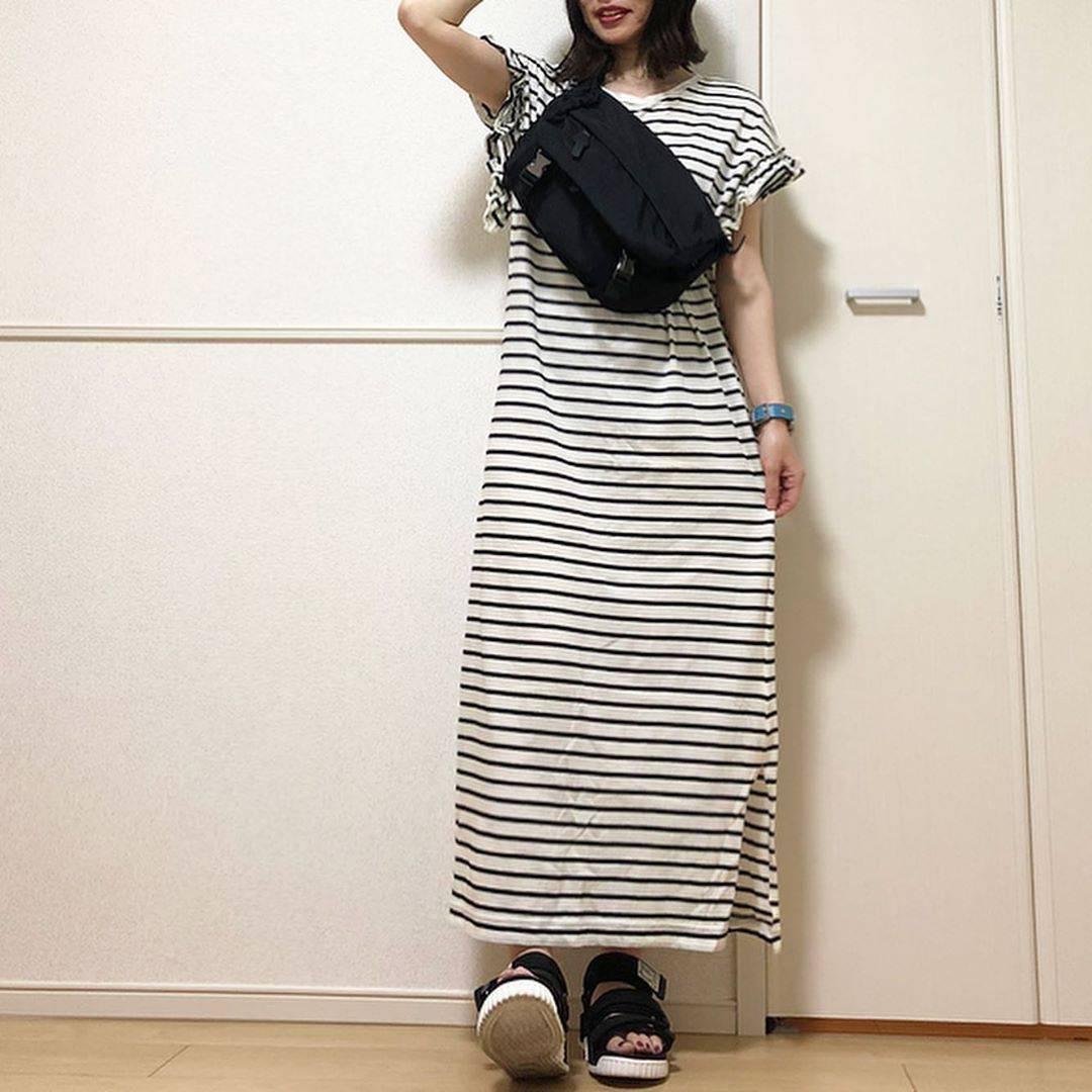 最高気温27度・最低気温17度 takanogunsou0805の服装