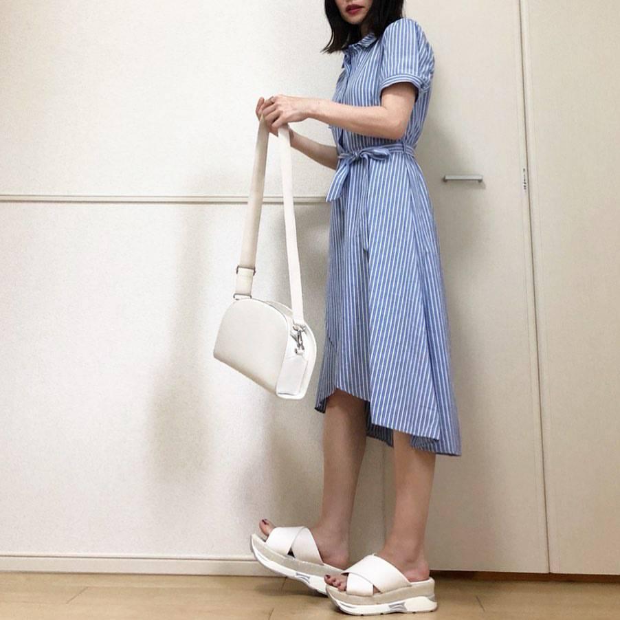 最高気温25度・最低気温20度 takanogunsou0805の服装
