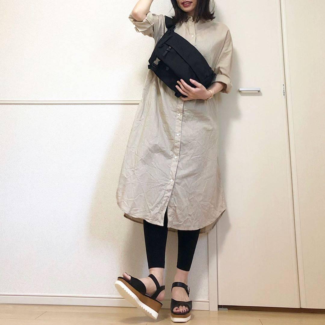 最高気温30度・最低気温16度 takanogunsou0805の服装