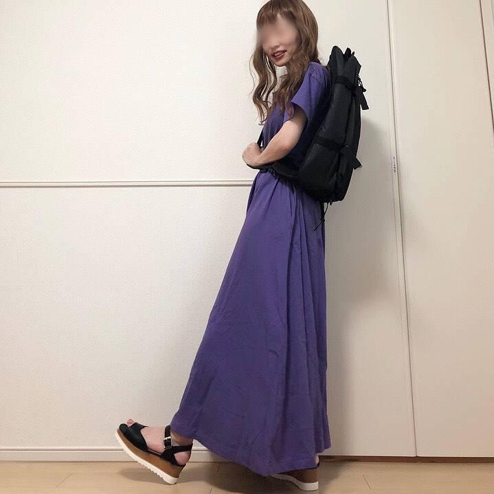 最高気温24度・最低気温21度 takanogunsou0805の服装