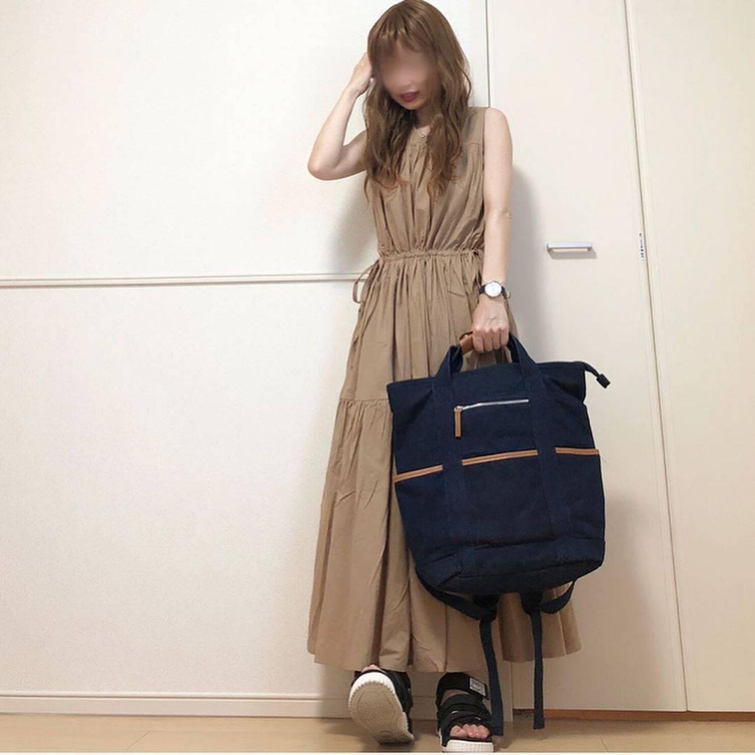 最高気温21度・最低気温18度 takanogunsou0805の服装