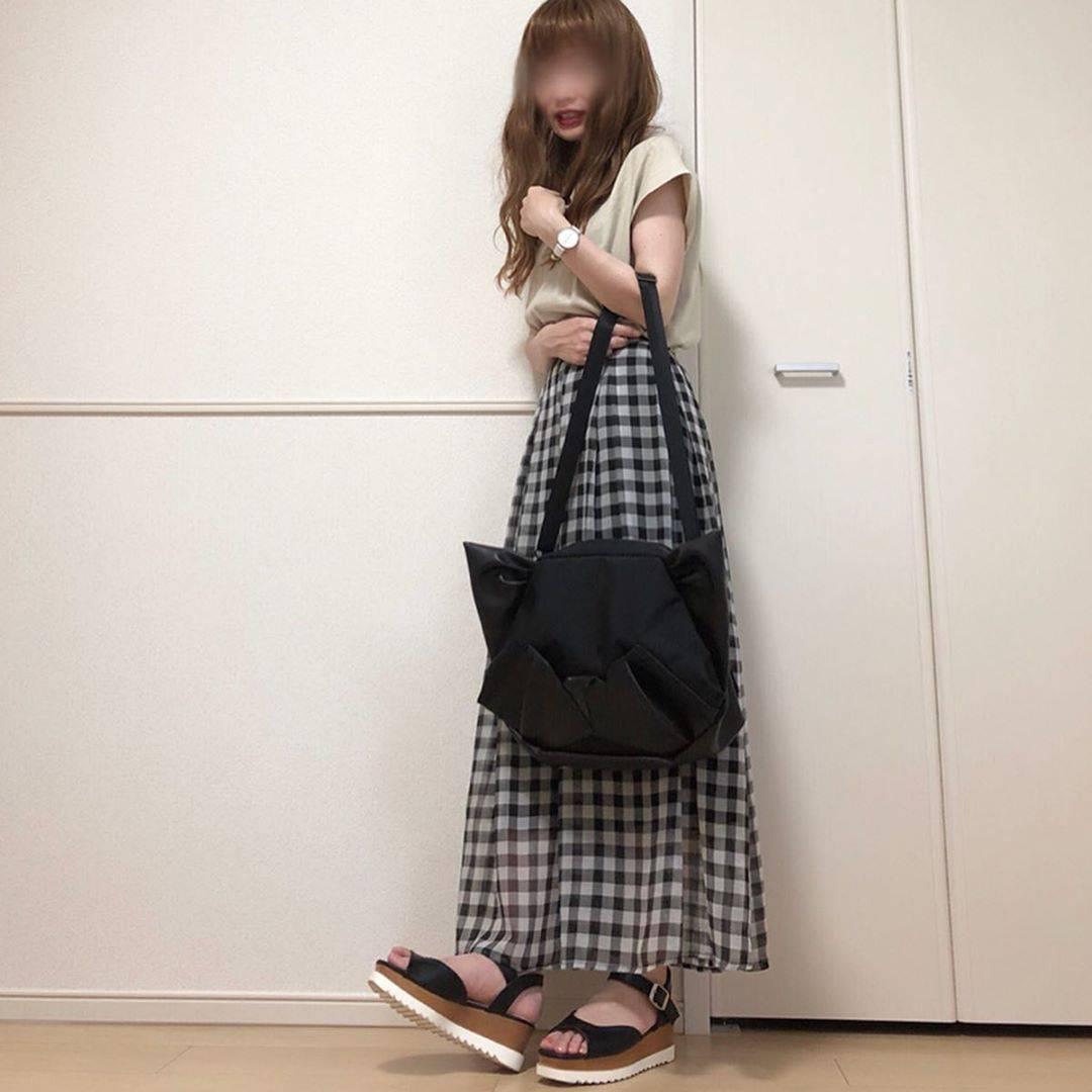 最高気温28度・最低気温20度 takanogunsou0805の服装