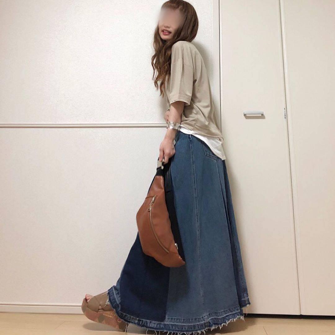最高気温31度・最低気温23度 takanogunsou0805の服装