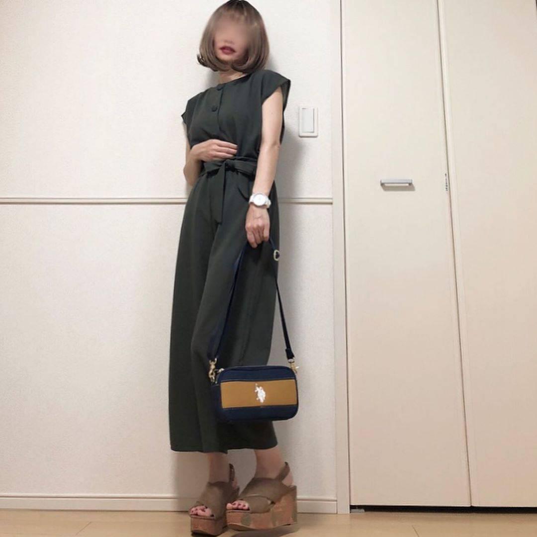 最高気温35度・最低気温27度 takanogunsou0805の服装