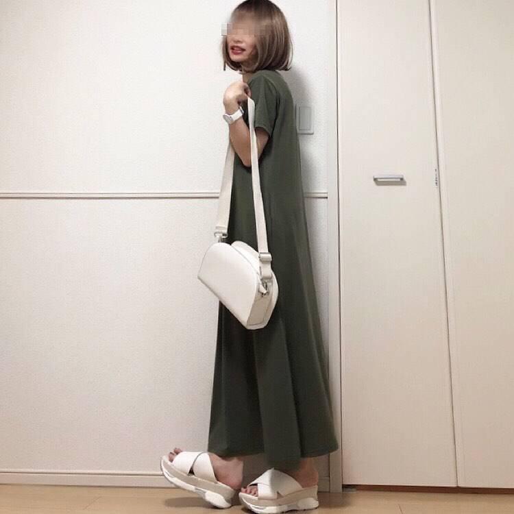 最高気温32度・最低気温27度 takanogunsou0805の服装