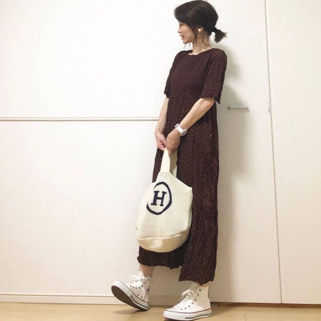 最高気温31度・最低気温24度 takanogunsou0805の服装