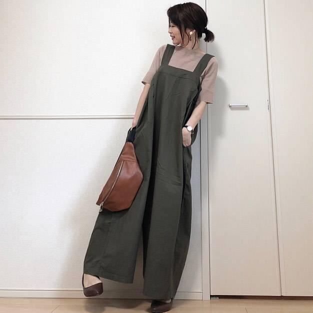 最高気温36度・最低気温24度 takanogunsou0805の服装