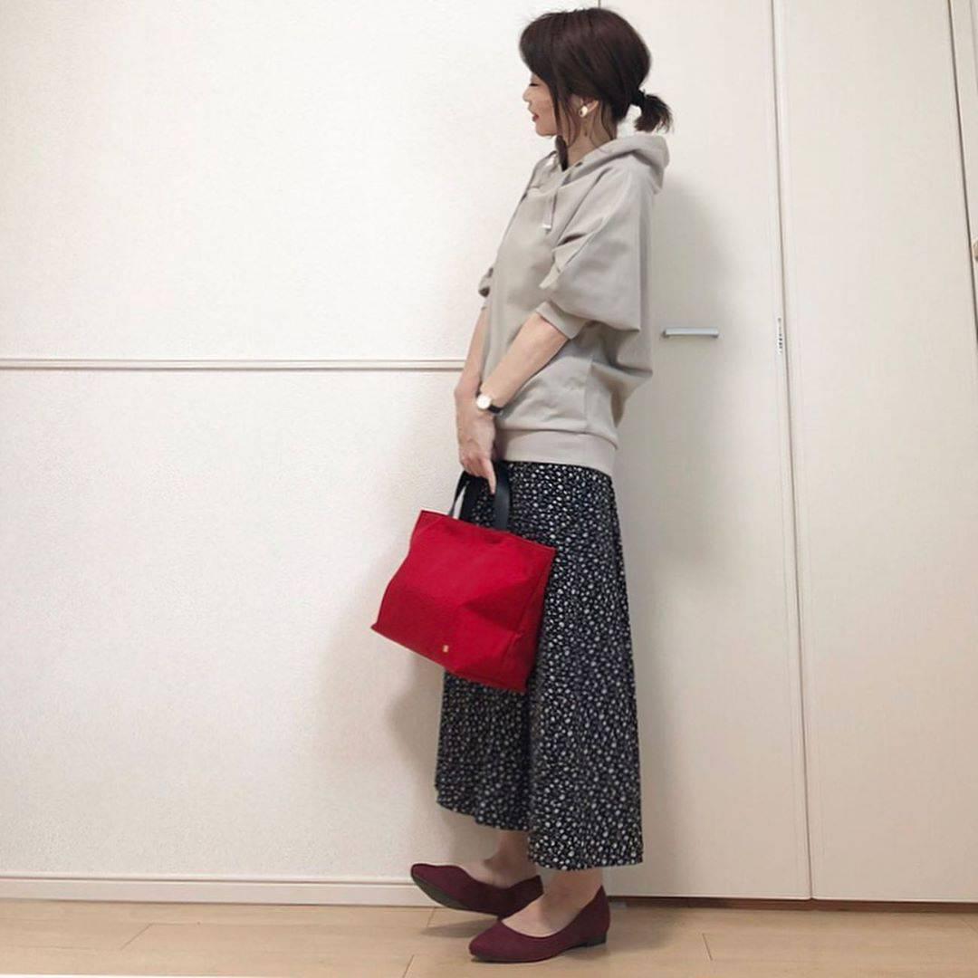 最高気温35度・最低気温25度 takanogunsou0805の服装