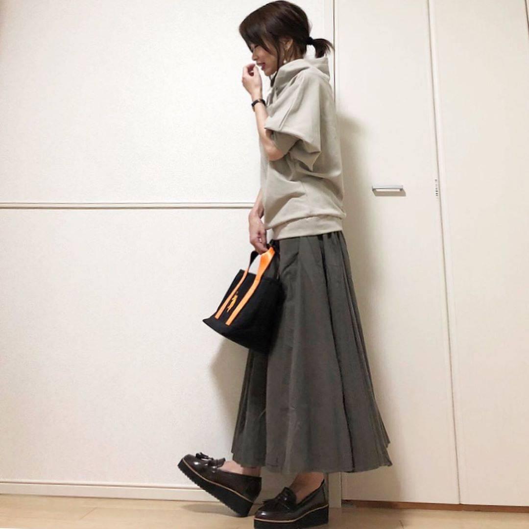 最高気温31度・最低気温22度 takanogunsou0805の服装