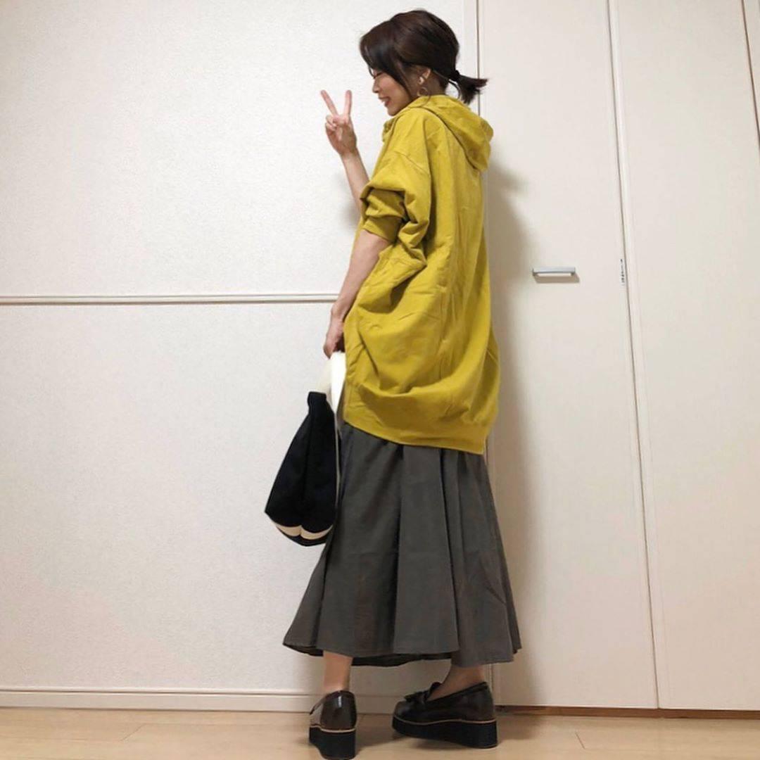 最高気温30度・最低気温22度 takanogunsou0805の服装