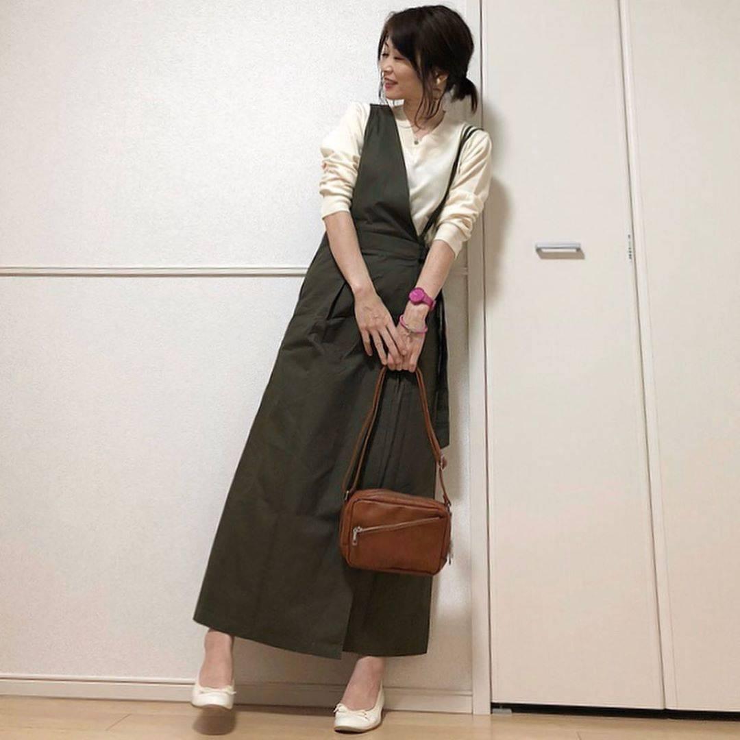 最高気温27度・最低気温19度 takanogunsou0805の服装