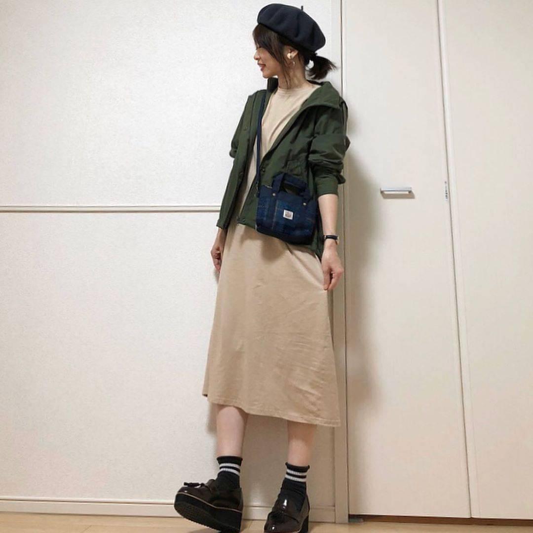 最高気温30度・最低気温21度 takanogunsou0805の服装