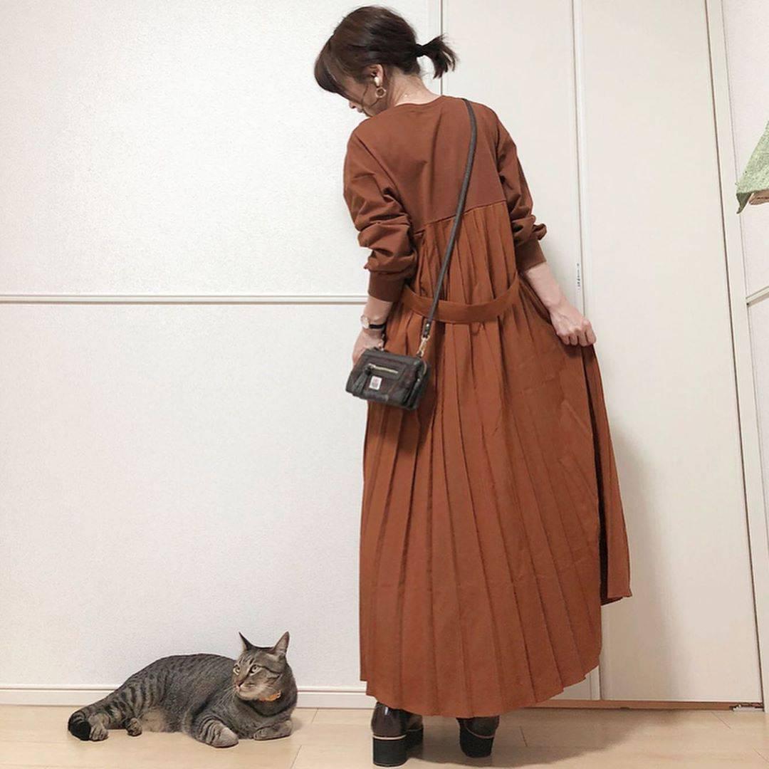 最高気温23度・最低気温18度 takanogunsou0805の服装