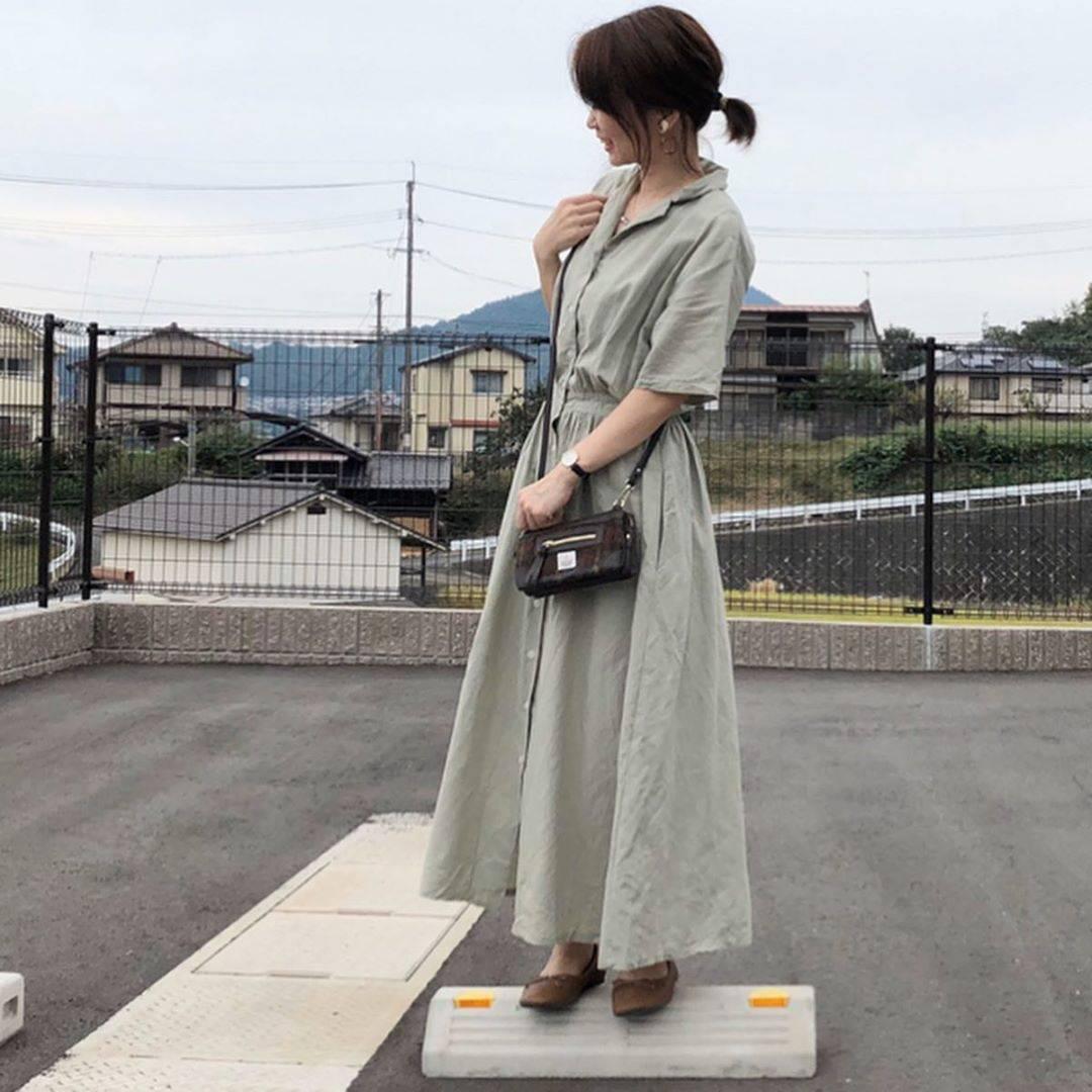 最高気温25度・最低気温15度 takanogunsou0805の服装