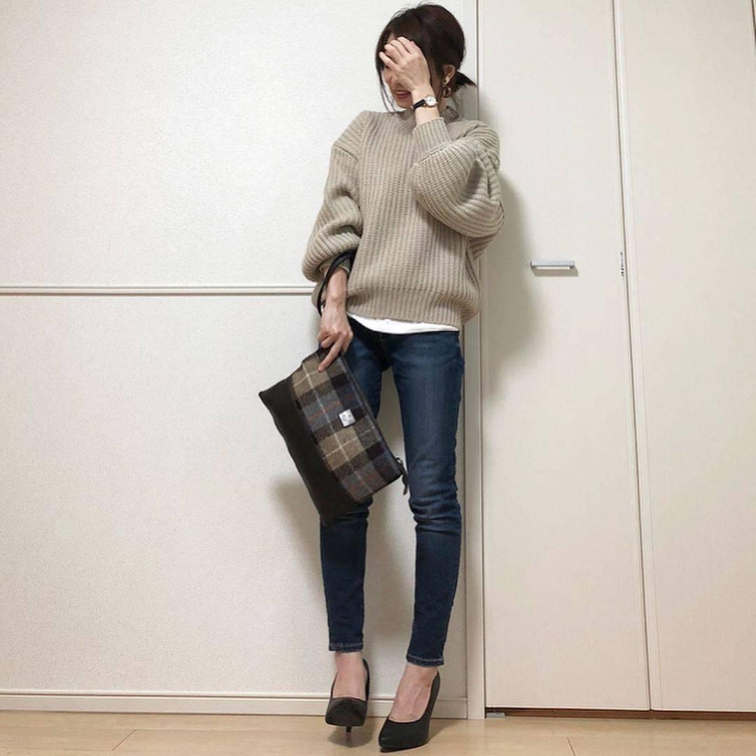 最高気温20度・最低気温15度 takanogunsou0805の服装