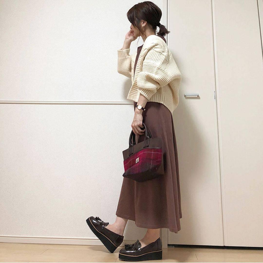 最高気温23度・最低気温16度 takanogunsou0805の服装