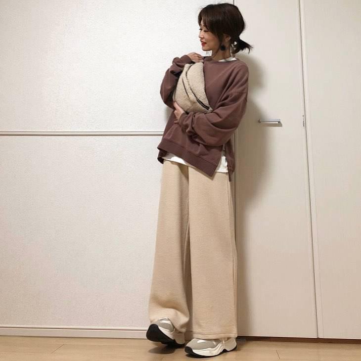 最高気温16度・最低気温14度 takanogunsou0805の服装