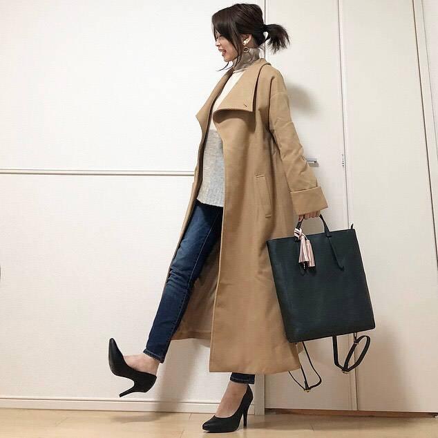 最高気温24度・最低気温13度 takanogunsou0805の服装