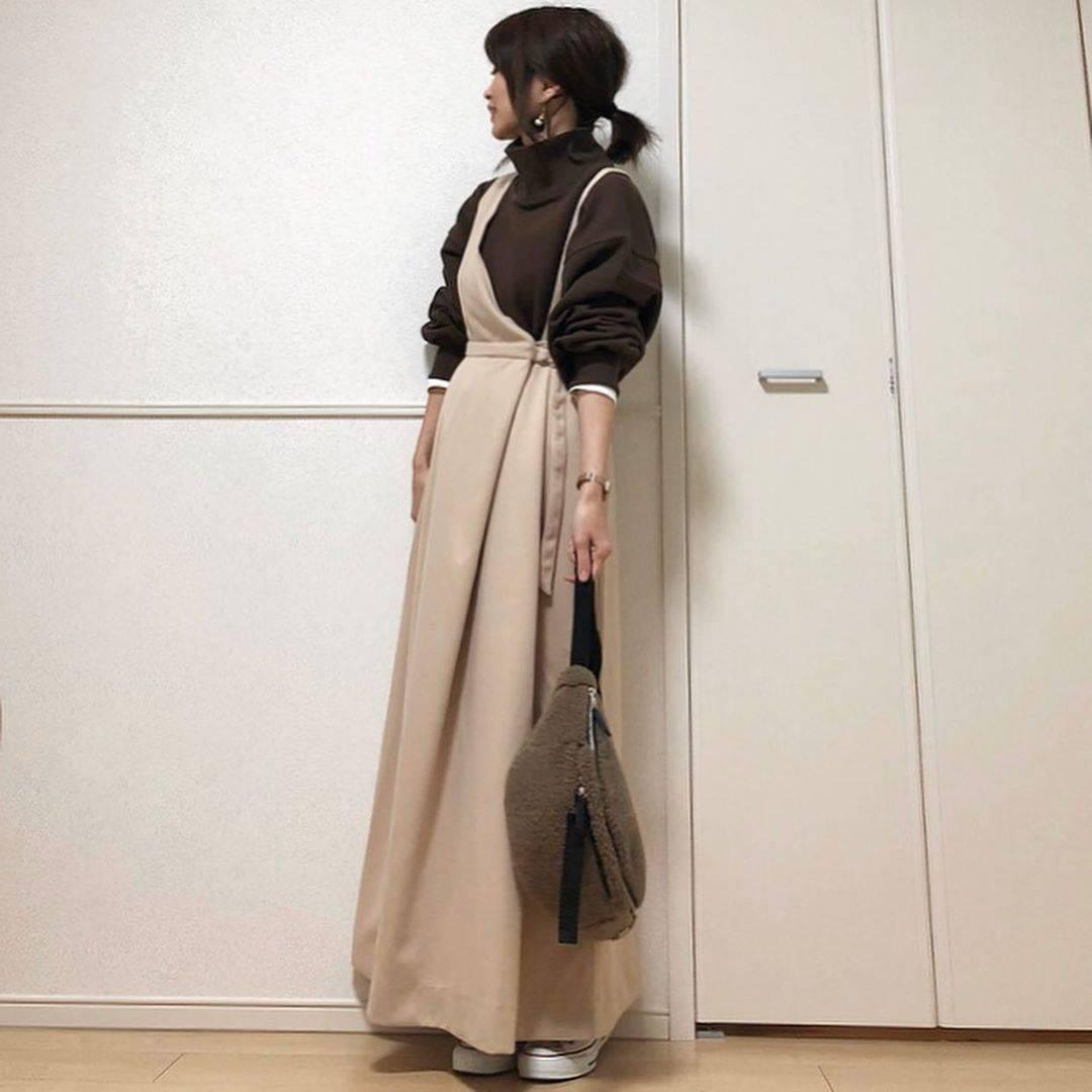 最高気温21度・最低気温15度 takanogunsou0805の服装