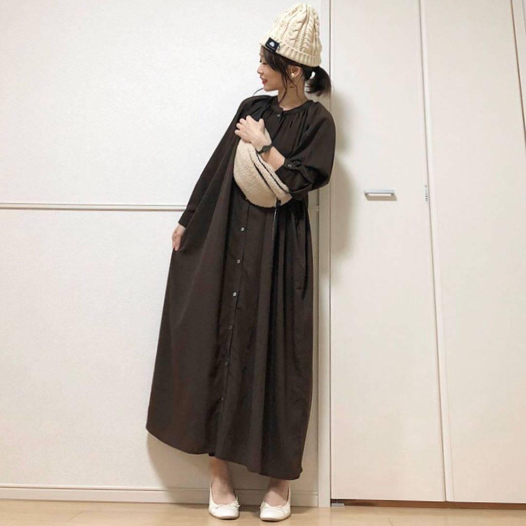 最高気温19度・最低気温10度 takanogunsou0805の服装