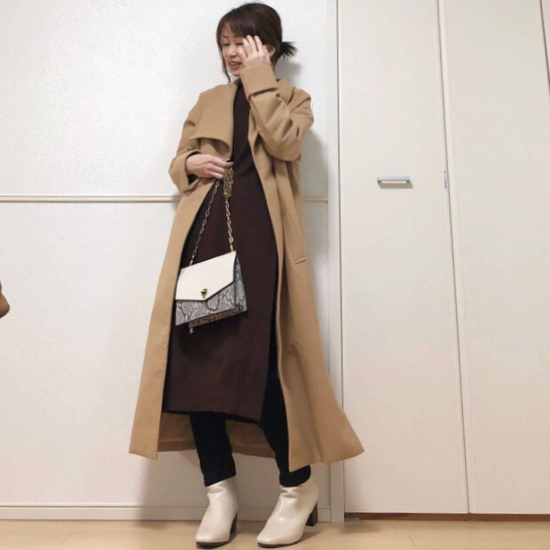 最高気温16度・最低気温11度 takanogunsou0805の服装