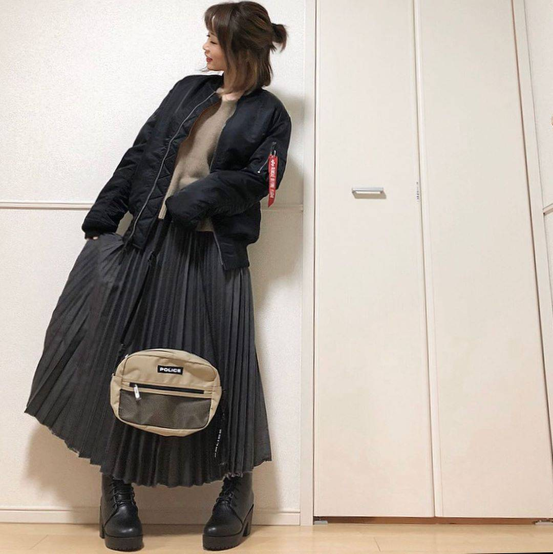 最高気温20度・最低気温11度 takanogunsou0805の服装