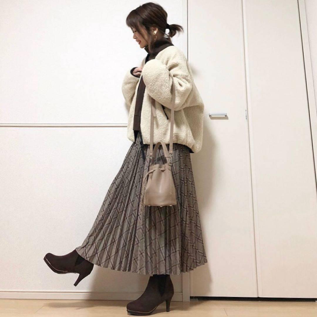 最高気温15度・最低気温9度 takanogunsou0805の服装
