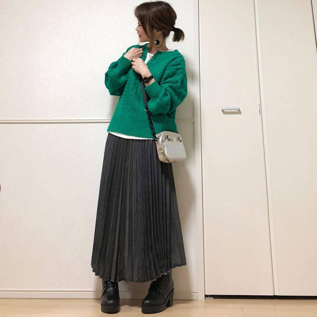 最高気温10度・最低気温7度 takanogunsou0805の服装