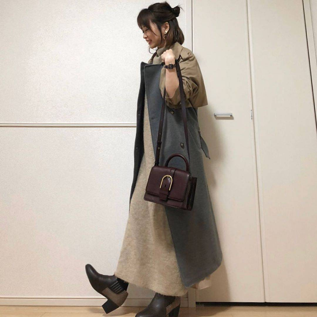 最高気温11度・最低気温4度 takanogunsou0805の服装