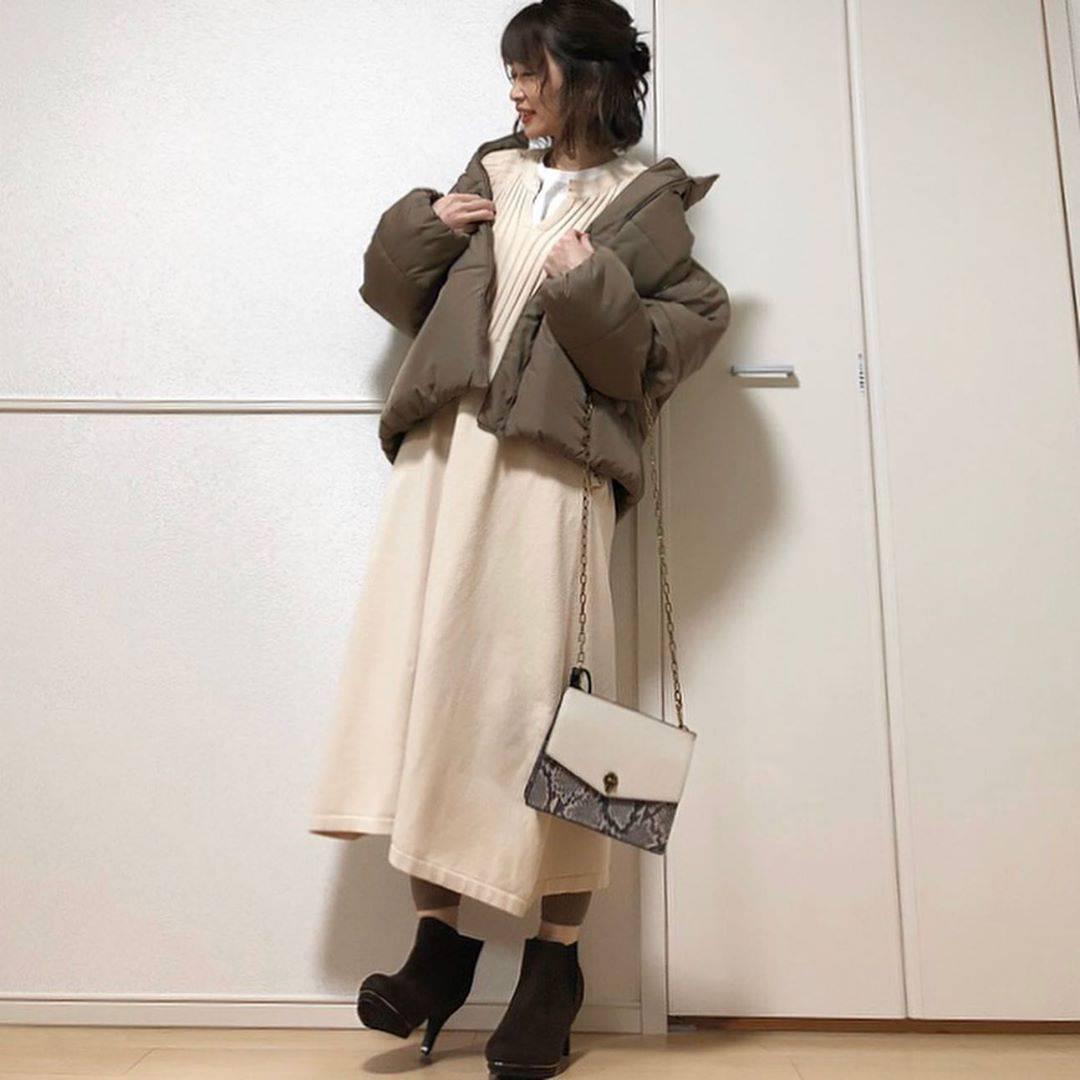 最高気温12度・最低気温3度 takanogunsou0805の服装