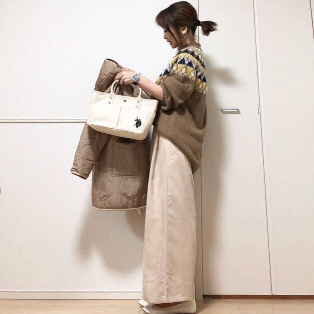 最高気温15度・最低気温5度 takanogunsou0805の服装