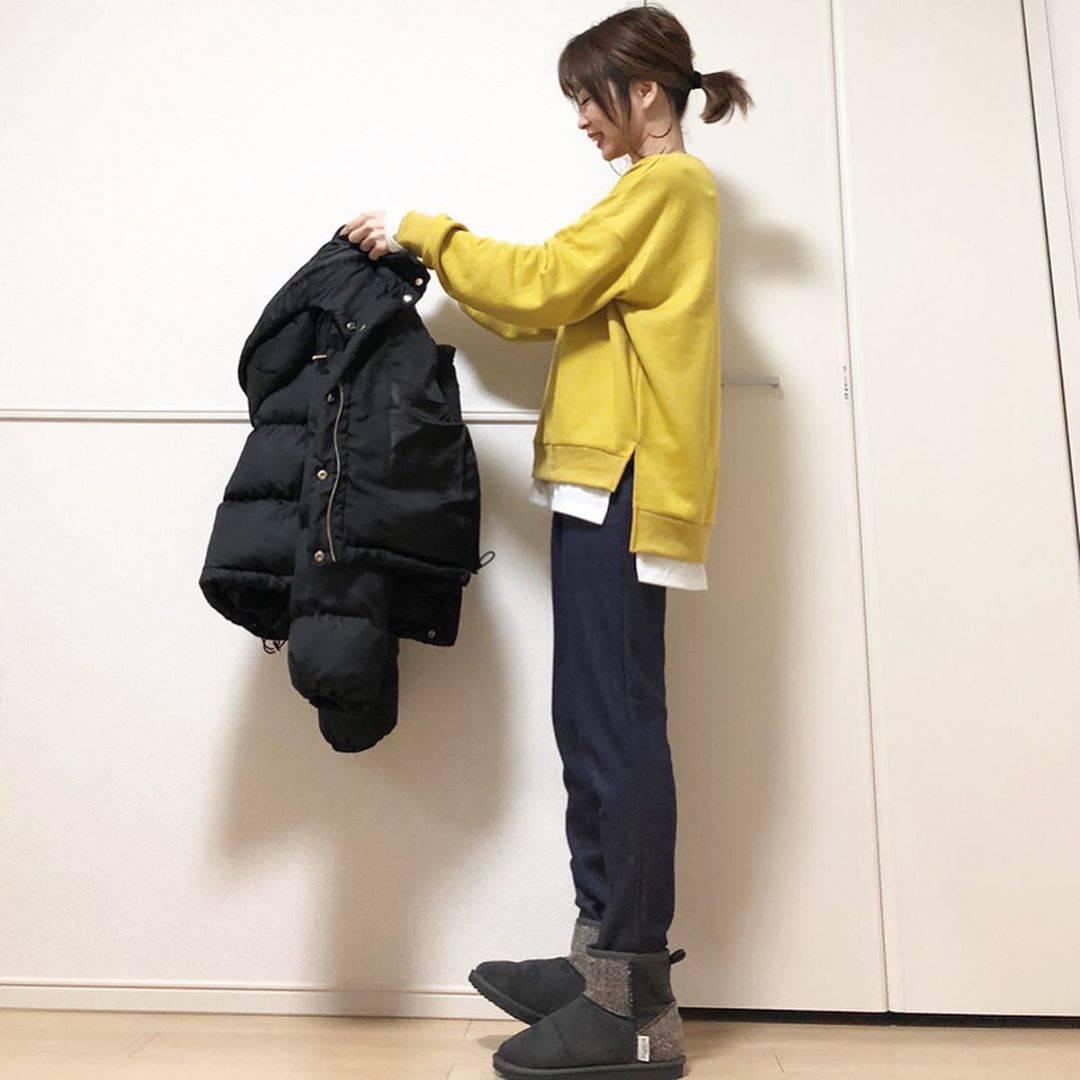 最高気温10度・最低気温6度 takanogunsou0805の服装