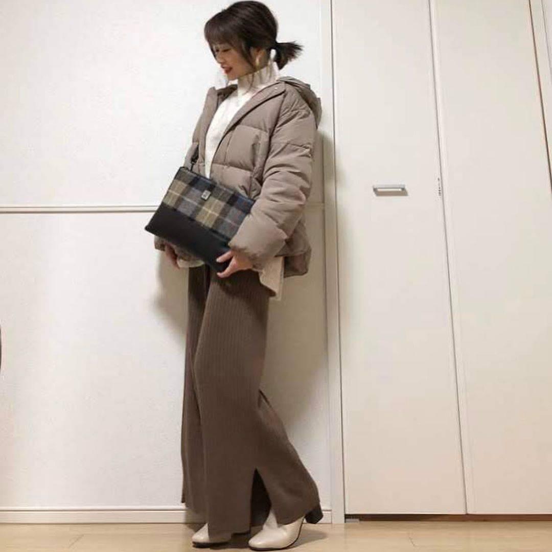 最高気温14度・最低気温6度 takanogunsou0805の服装